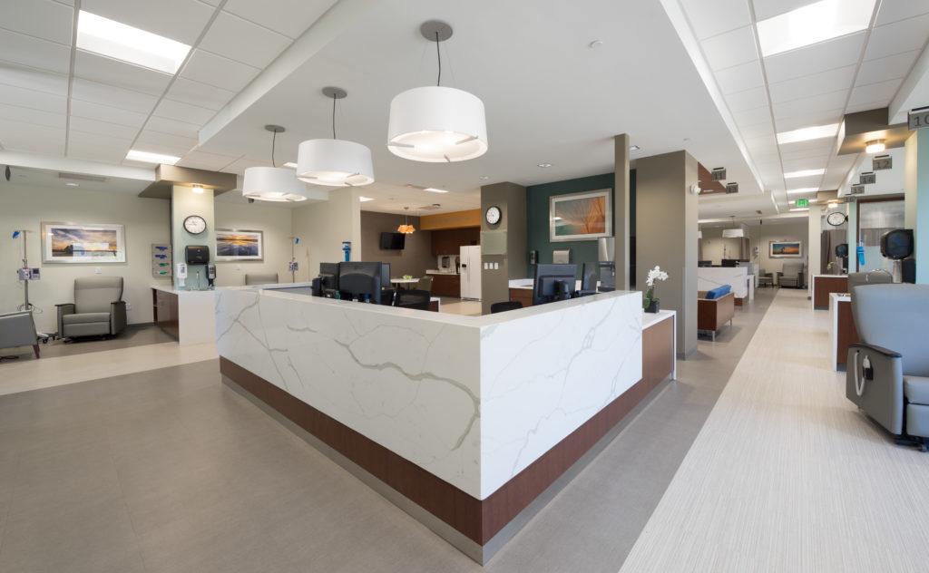 Stillwater Medical Center Nurse Station